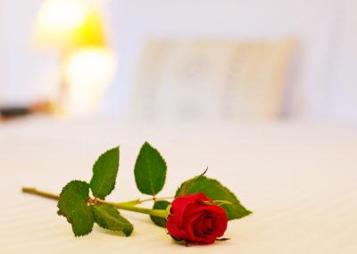 A romantic retreat for couples.