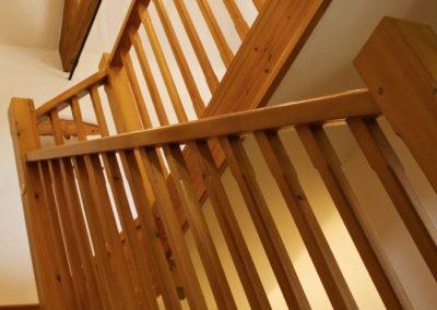 Barn Stairwell